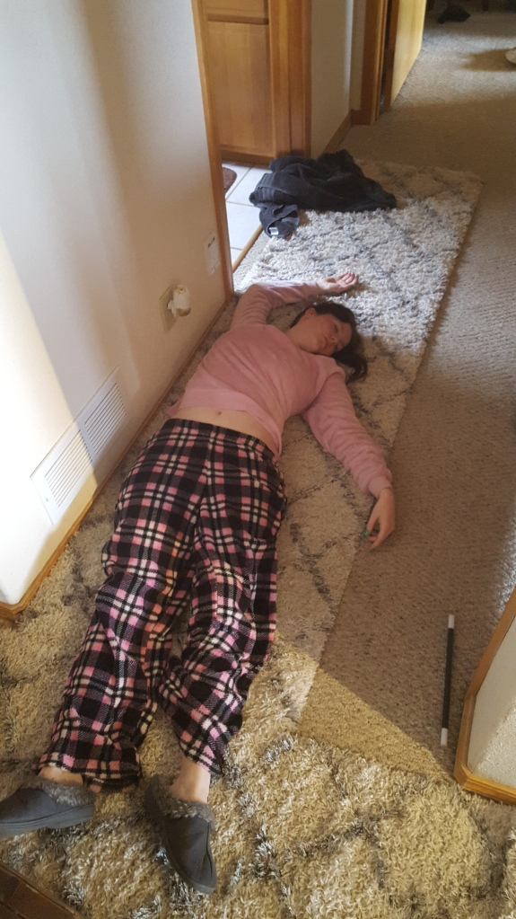 fainting amy