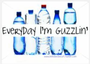 water guzzlin