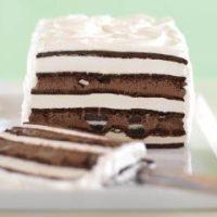 Coo Whhip Ice Cream Cake