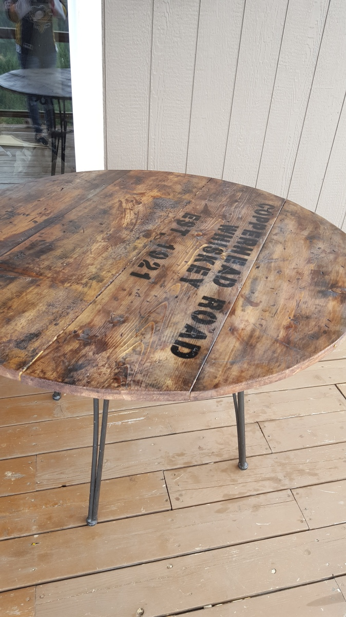 Our DIY Outdoor Table-Step by Step with Pictures