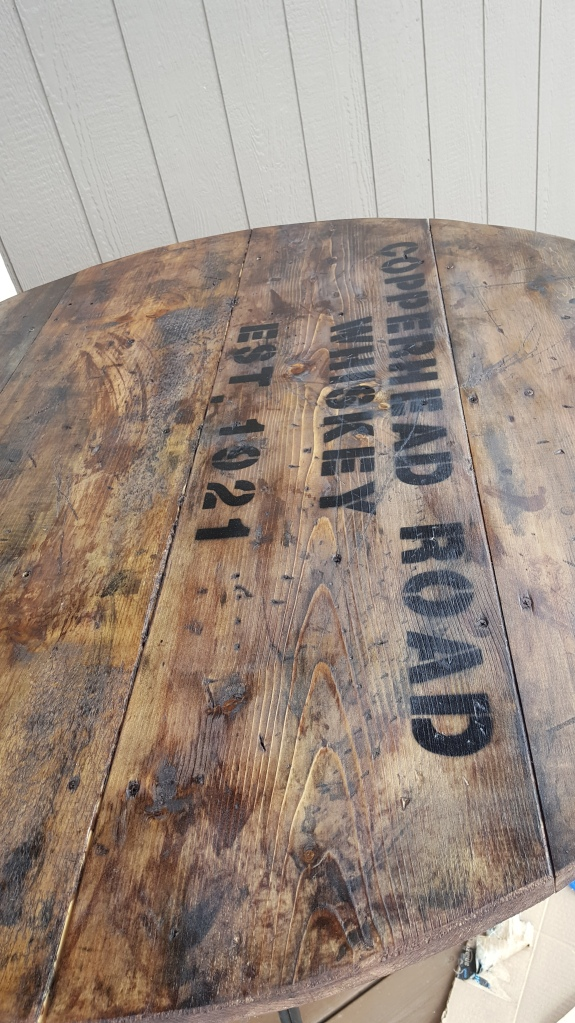 copperhead road table