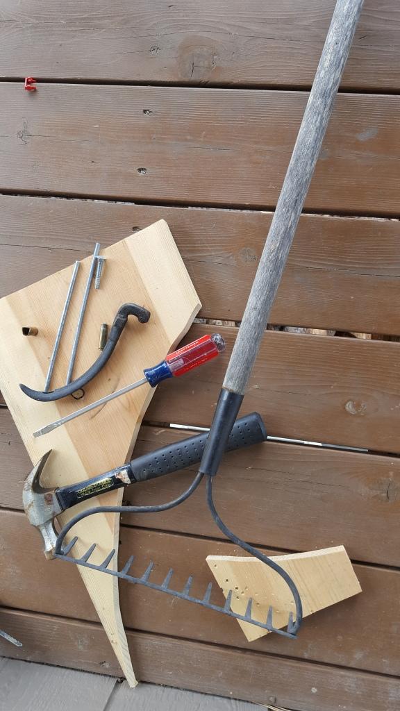 distressing tools
