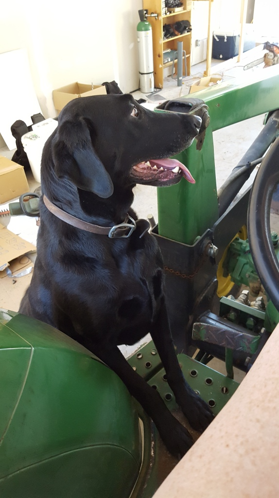 Tractor Sarge