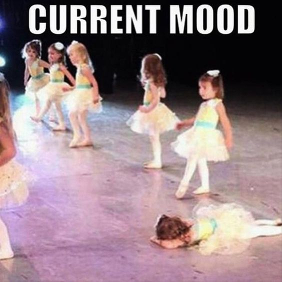 ballet effort