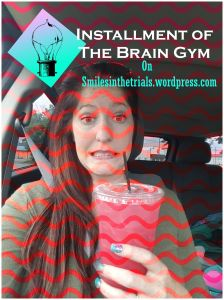The Brain Gym graphic