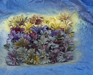 flower-wall-hanging-painting