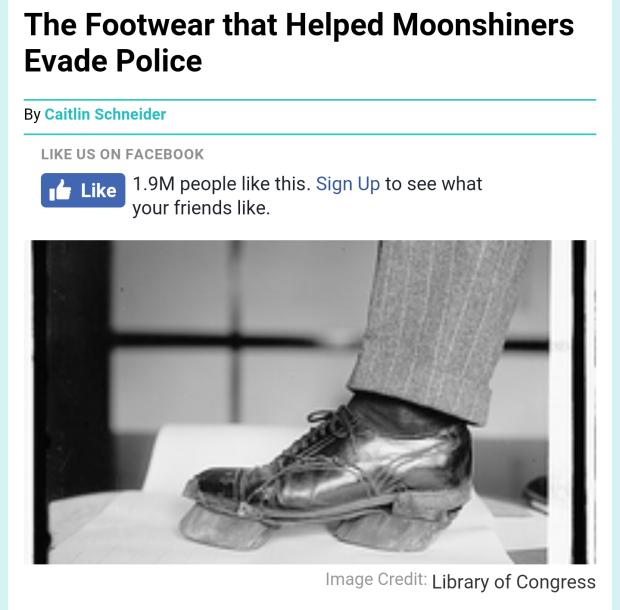 hoof-shoes