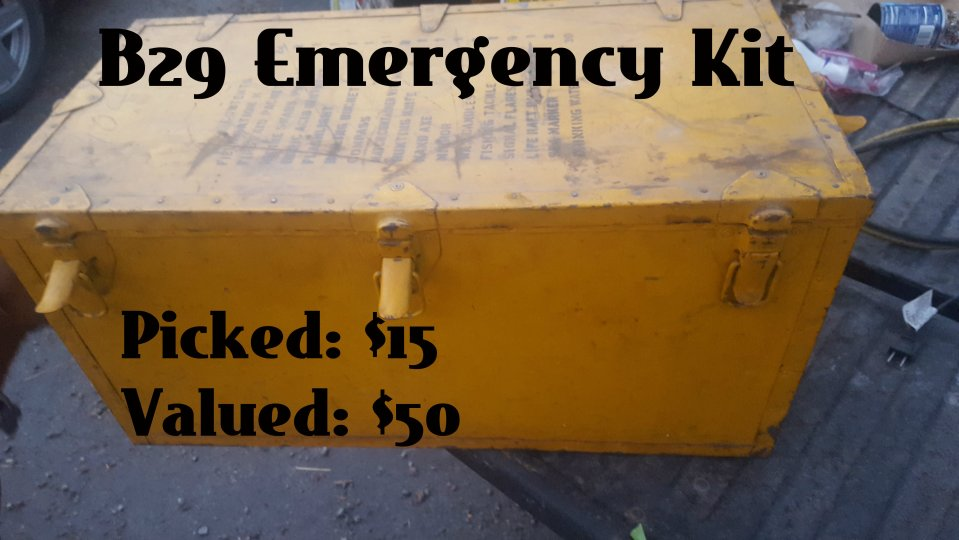 b29 emergency kit edited