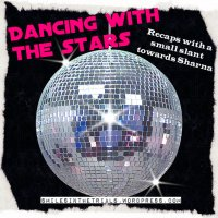 Dancing with the Stars- Guilty Pleasures Week
