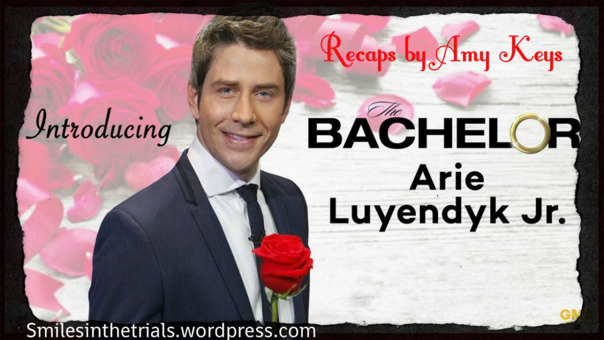 The Bachelor Arie: Episode 3
